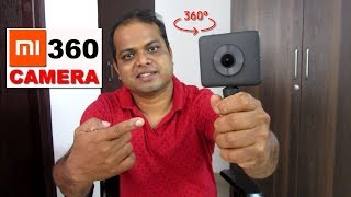 MY new MI 360 Video Camera Review in India – BuluBiker