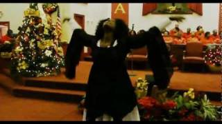 Church Christmas Concert Part 8 - Interpretive Dance to