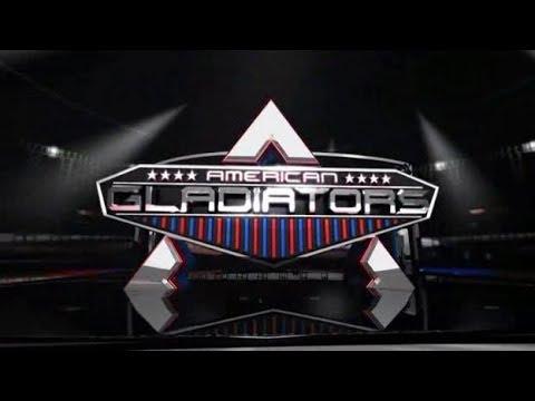 American Gladiators (06.01.2008) First episode