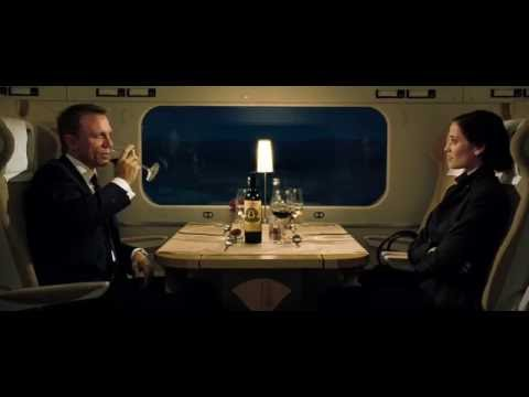 Casino Royale (2006) - James Bond & Vesper Lynd (HD)