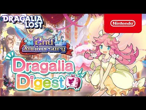 Dragalia Lost – 2nd Anniversary Dragalia Digest