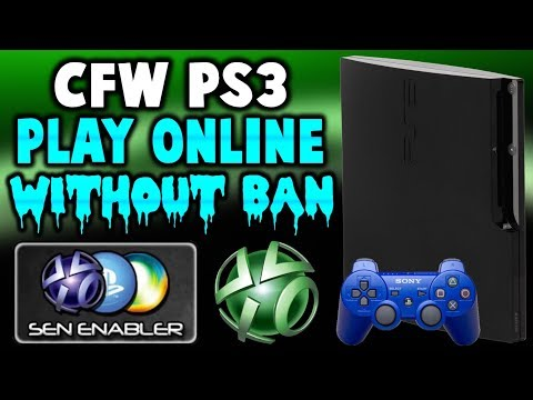 Play CFW PS3 Online Without Ban Risk! (ALL CFW REBUG/FERROX)