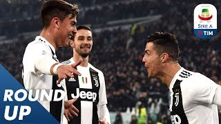 Ronaldo & Dybala Score Again! | Round Up 24 | Serie A