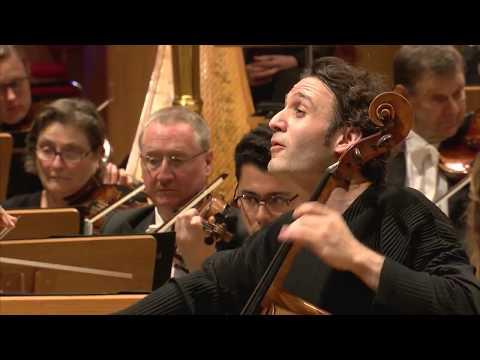 Camille Saint-Saens: The Swan (arr. Lahav Shani) Nicolas Altstaedt, cello