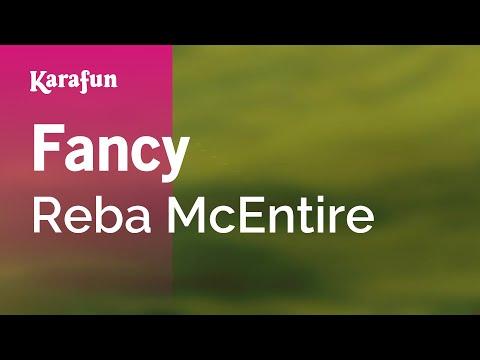 Karaoke Fancy  Reba McEntire *