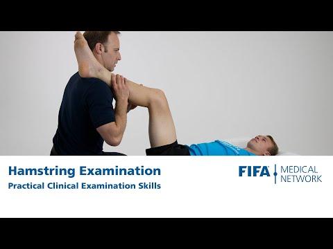 Hamstring Examination | Practical Clinical Examination Skills