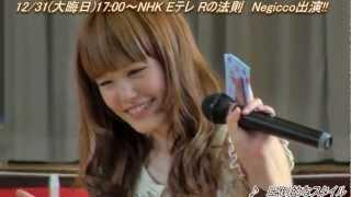 2012年12月31日(月)17:00~19:00 NHK Eテレ 「Rの法則・2012・ホント...
