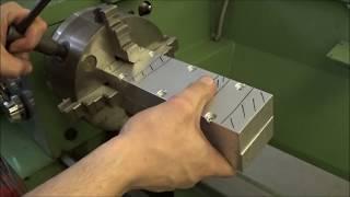 Tornitura Stampo Per Riciclaggio Plastica [ How To Build A Mold For Plastic ]