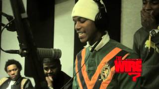 Repeat youtube video Lil Snupe ( Off The Top ) On Dj Cosmic Kev Come up show