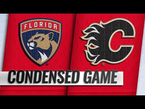 01/11/19 Condensed Game: Panthers @ Flames