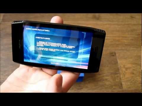 Обзор Nokia X7 часть 2