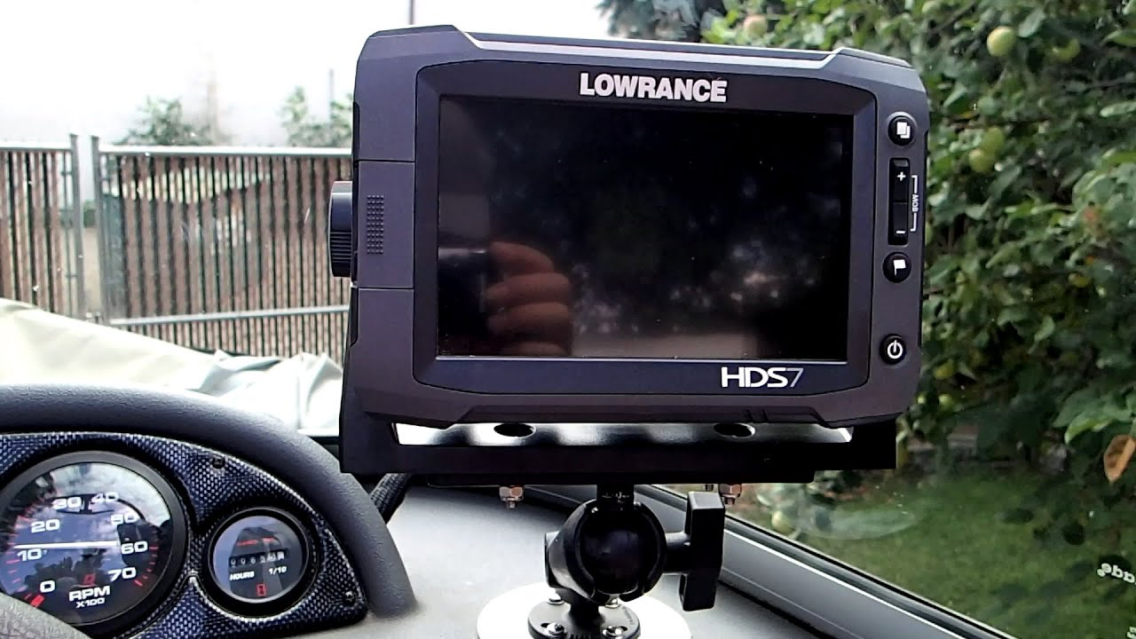 Lowrance Gps Puck Wiring Diagram Trusted Point 1 Antenna Compass Install In Lund Rebel Xl Youtube Elite 5