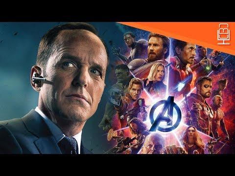 Agent Coulson Return in Avengers Infinity War Somewhat Teased