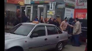 Беспорядки в Мурино, метро Девяткино