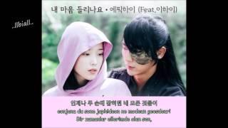 (Moon Lovers (SHR) OST Part 6) Epik High ft. Lee Hi - Can You Hear My Heart Türkçe Alt. (Han/Rom)