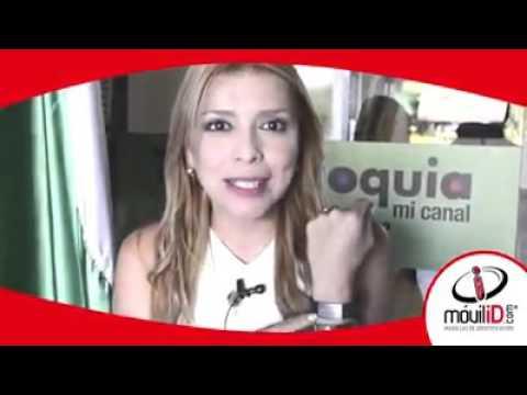 Sandra Valencia usa MoviliD