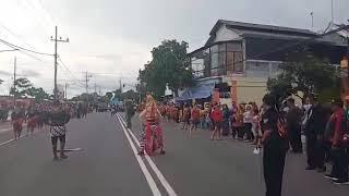 Prabu celeng Vs bujang gan0ng di blitar argo festival 03/12/18