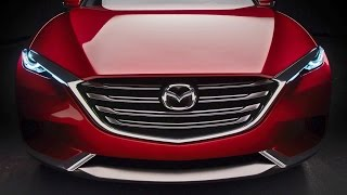 ► Mazda Koeru SUV Concept - Footage
