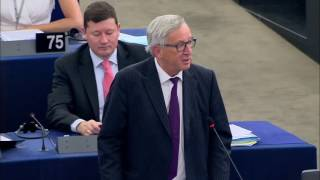 Jean-Claude Juncker Lambasts European Parliament Over Poor Attendance of MEPs