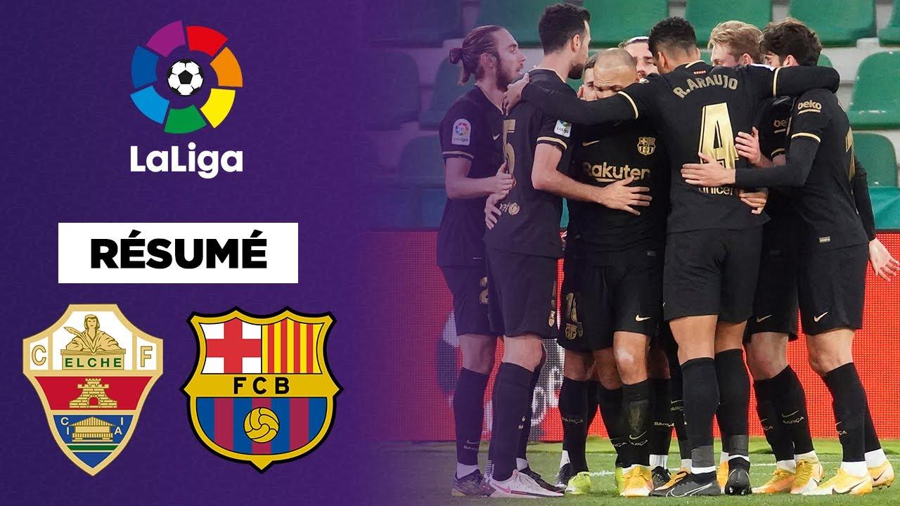 Download Résumé : Le Barça sans forcer à Elche
