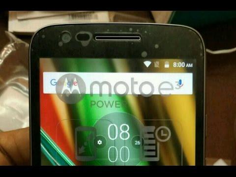 VoLTE support in Moto E3 power  Hindi 