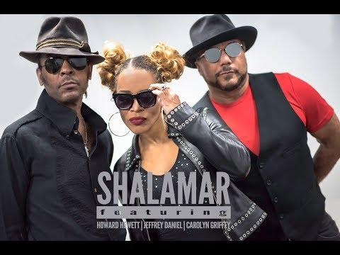 SHALAMAR - NEW SINGLE - THE REAL THING