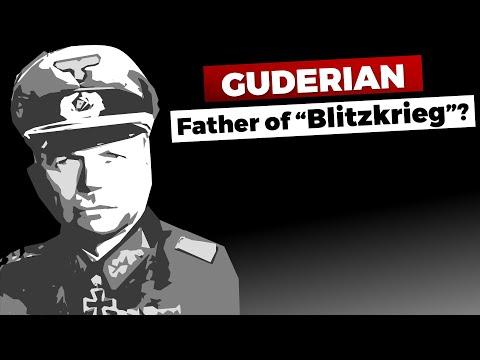 Guderian - Myth & Reality #ww2 #panzergeneral