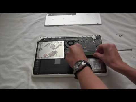 Macbook Internal Hardware Components