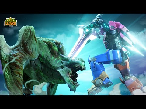 ROBOT VS MONSTER - THE FINAL FIGHT!!! - Fortnite Short Film