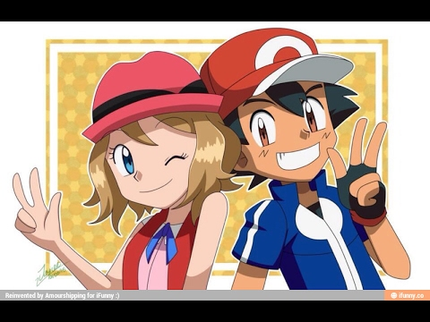 Pokemon Kalos High School episode 1