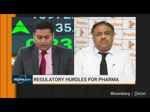 What's Ailing The Drugmakers? QuickTake By Prosfora's Amit Rajan