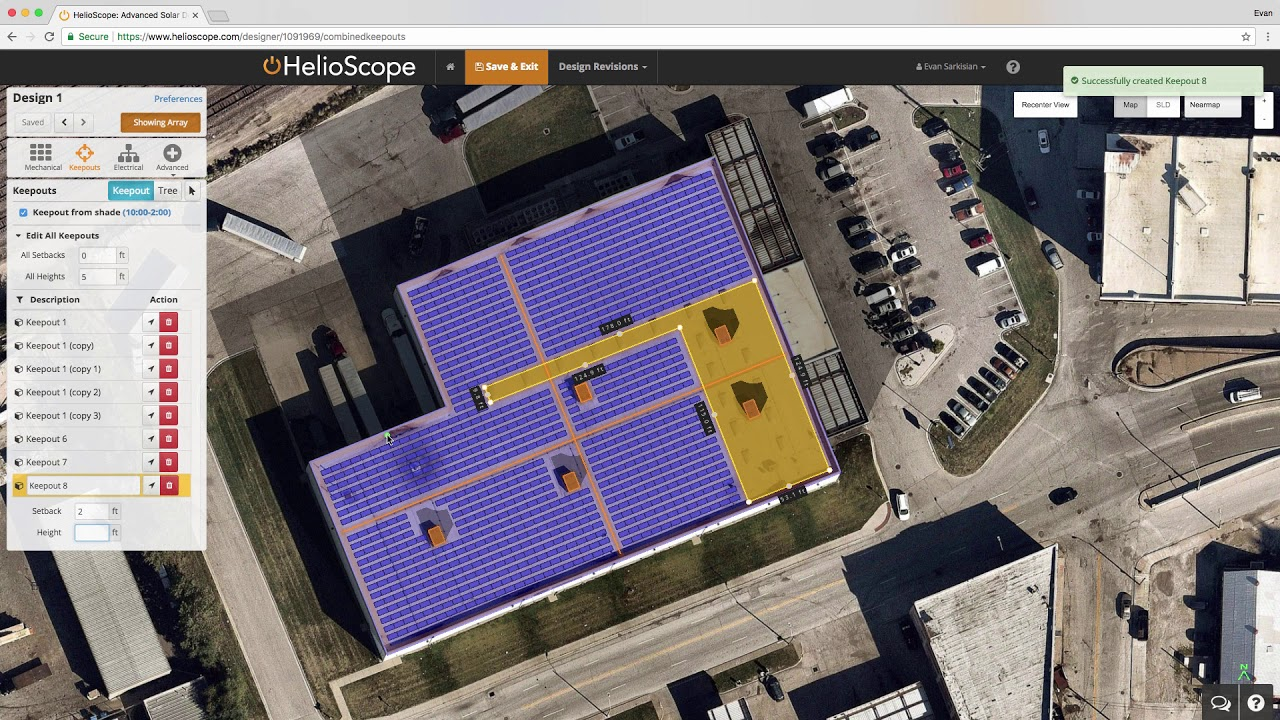 Helioscope Advanced Solar Design Software