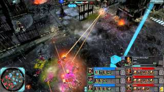 Dawn of War 2 - Faction Wars 2014 | Imperial Guard v Chaos | 1/3