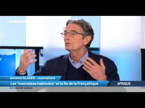 """Afrique: Les """"mauvaises habitudes"""" et la fin de la Françafrique"""
