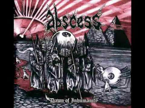 Abscess - Goddess Of Filth And Plague