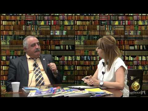 GEOPOLITICAL TV | Վերնատան Հյուրերը | Suren Ghazaryan | Anna Khlghatyan