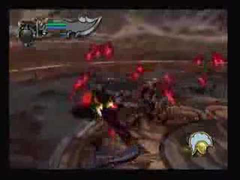 God of War Challenge of the Gods 8