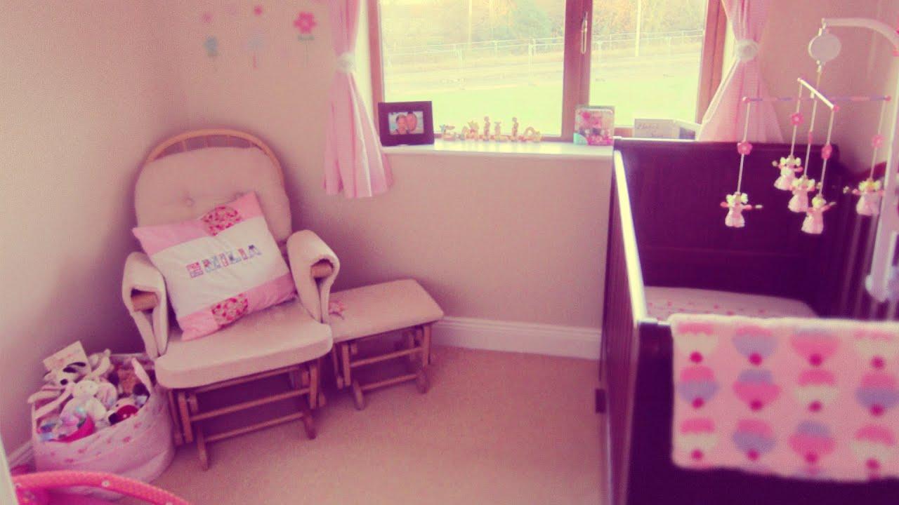 Nursery Tour Girl