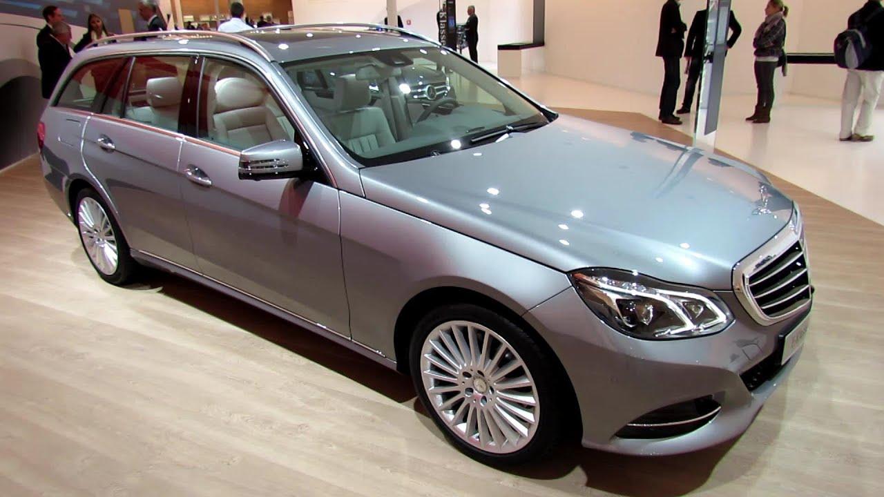 2014 mercedes benz e250 t model wagon exterior and for 2014 mercedes benz e250