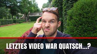 TS66 - Warum mein letztes Video Quatsch war - und warum doch nicht I BERLIN