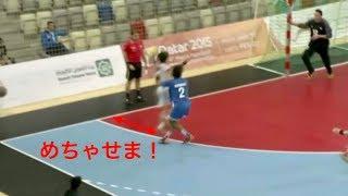【ハンドボール】歴代日本代表ベストサイドシュート ただのサイドシュートじゃない!【日本代表】