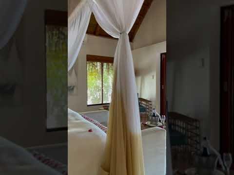 Azura benguerra   #Mozambique - #Luxury island resort \ #shorts
