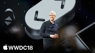 WWDC 2018 Keynote - Apple