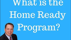 Who Does the HomeReady Loan Program in California