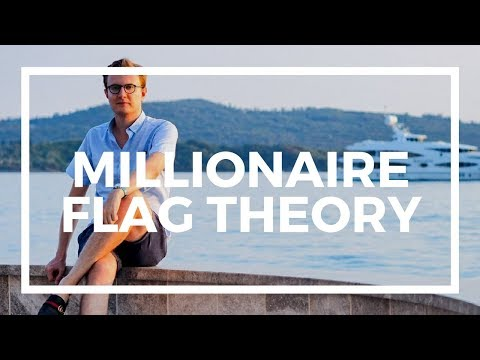 Flag Theory: How to keep your money and freedom