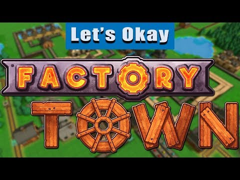 Let's Okay... Factory Town! | Factorio as A City Builder!