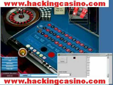 Hacker roulette online how to beat online european roulette