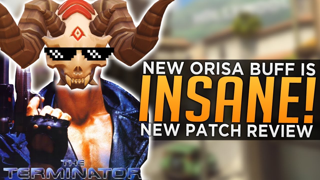 Overwatch: NEW Orisa BUFF is INSANE! - PTR Patch Review thumbnail