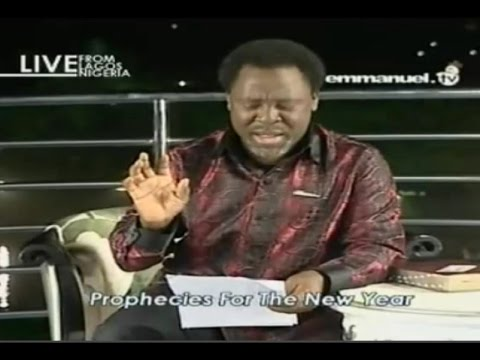 Download 01.01.16: New Years Message From Prophet TB Joshua 2016 Prophecies Included. Emmanuel TV