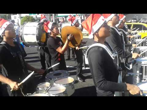 Arce Marching Band 2015 (mirage)
